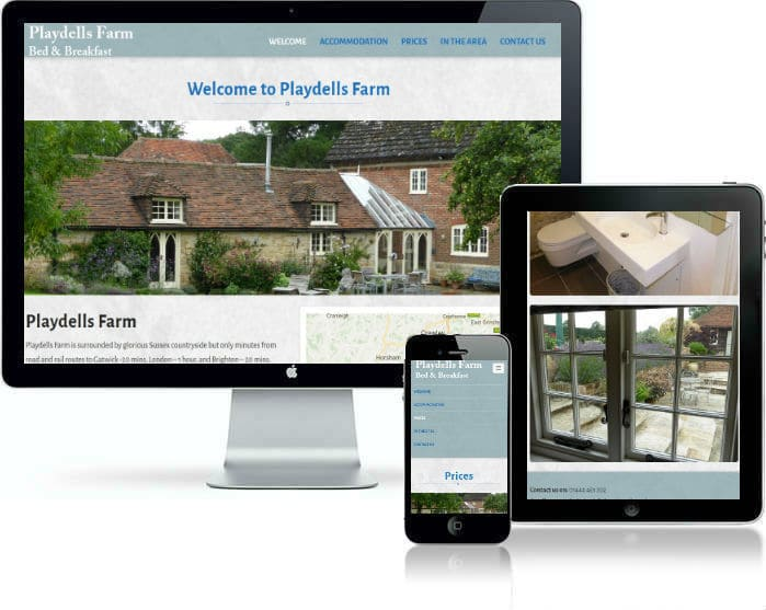 Boonwag Website Design Cranleigh
