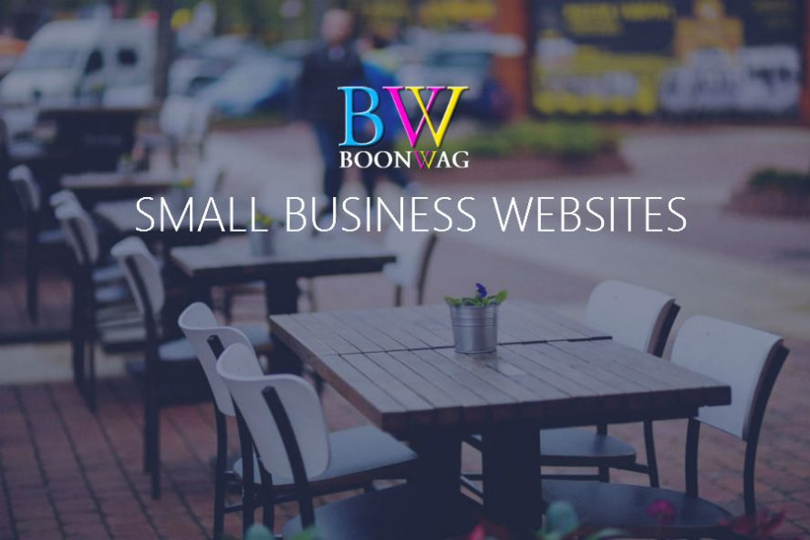 Boonwag - Small Business Websites