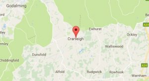 Website Design Cranleigh Map
